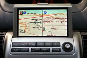 Auto Navigationsgerät