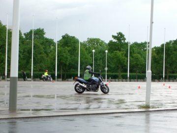 Motorradfahrschule