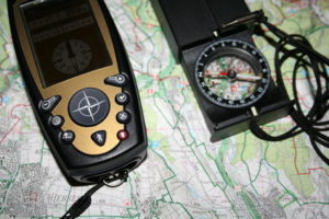 Professionelle Geräte z.B. für genaues Geocaching