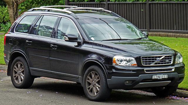 Auto im Freien
